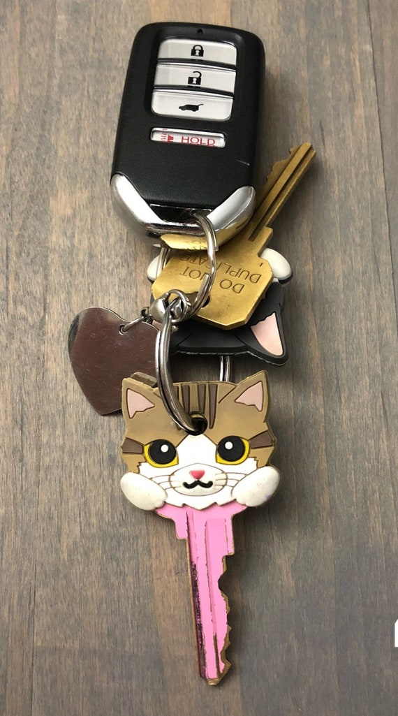 Cat Key Topper