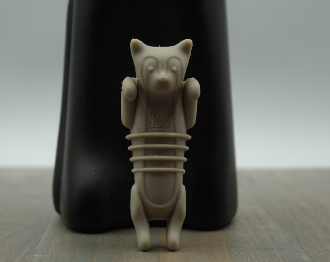 Bottle Stop- Grey Cat