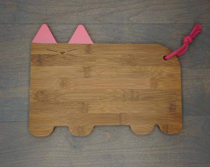 Cat Cheeseboard