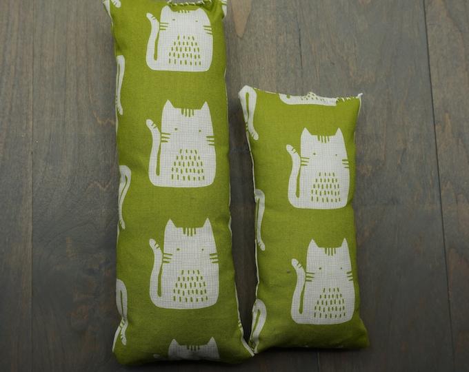 Catnip Eco Kicker- Chartreuse Cat
