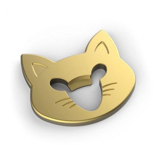 Cat n Mouse Bottle Opener