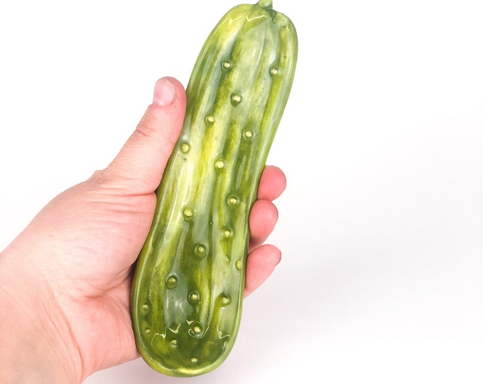 Pickle Spoon Rest