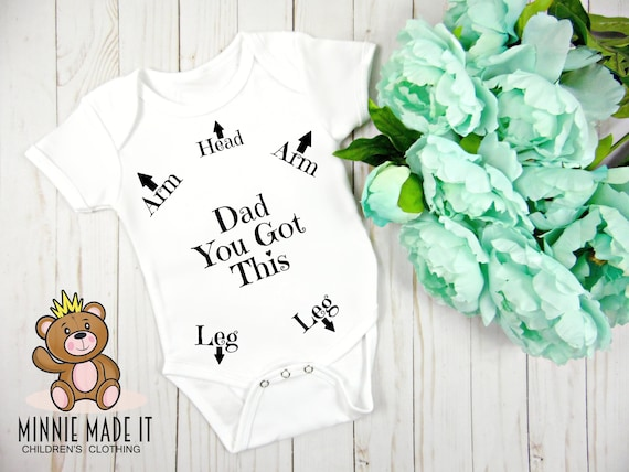 I Still Live With My Parents Gerber OnesieFunny Living Mom Dad Baby Romper
