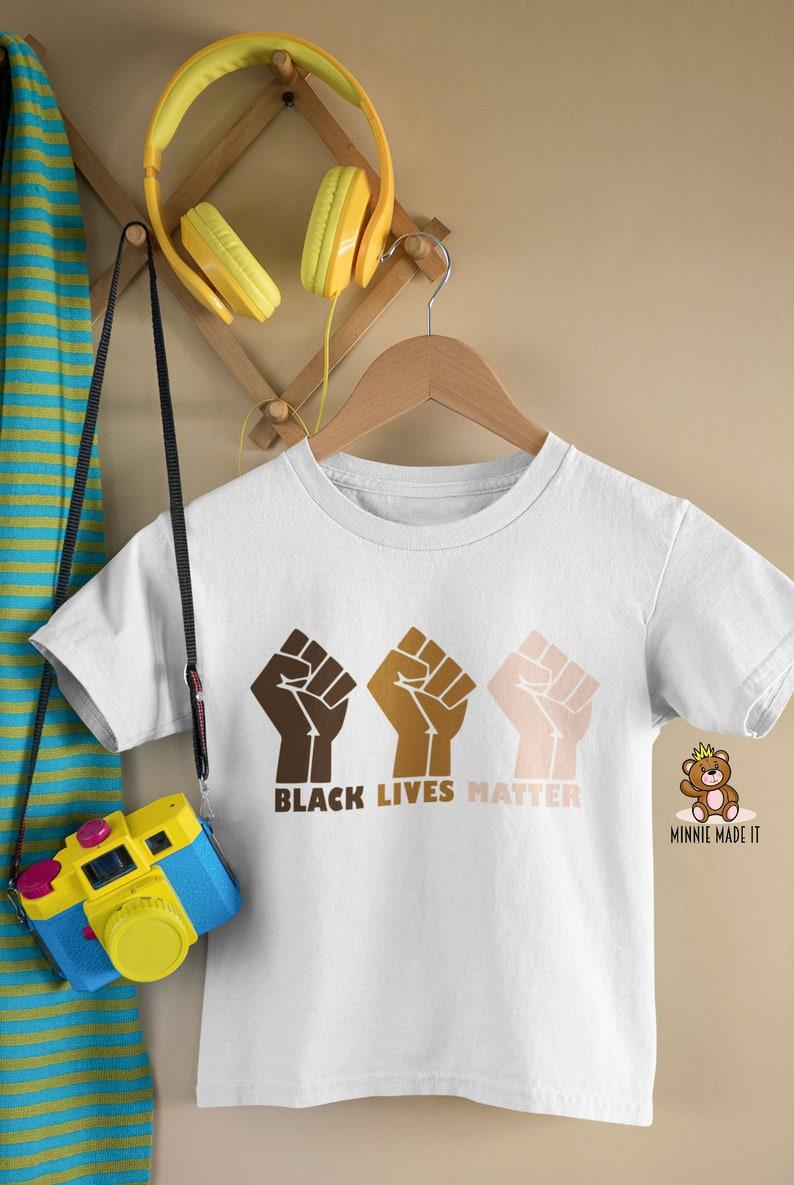 Anti-Racism Onesie\u00ae Baby Activist Black History Stay Woke Toddler T-Shirt Black Lives Matter Baby Onesie\u00ae  Toddler Shirt BLM