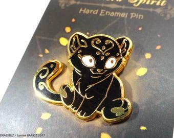 Panthera Spirit Hard Enamel Pin