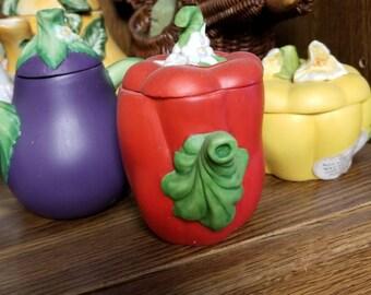 Avon Miniature Teapots
