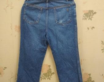 7d680ec334d Rare Vintage YSL Jeans Pant Waist Size 31