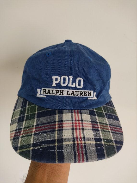 Vintage Polo Sport Polo Ralph Lauren Hats Cap One