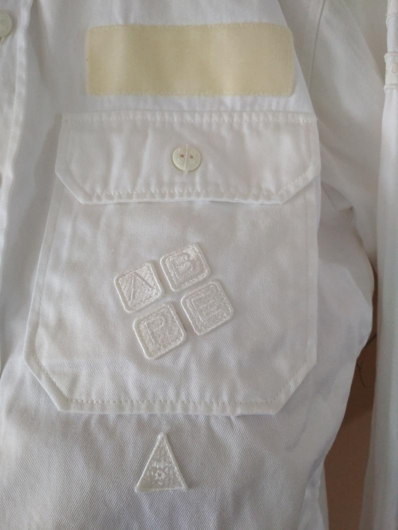 Rare Vintage A Bathing Ape BAPE Shirt Size L