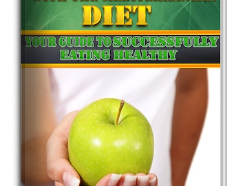 Healthy Living Ebook - Clean Eating with the Mediterranean Diet