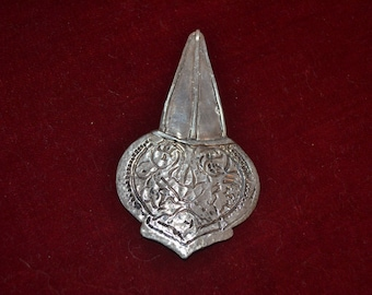 Sterling silver brooch  tjan89