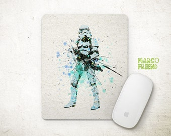 Star Wars, Stromtrooper, Movie, Prints, Poster, Watercolor Art, Kids Decor, Office Decor, Home Decor, Thanksgiving, Christmas, Gifts -P13