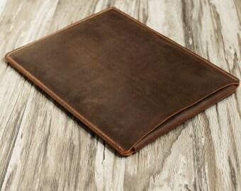 new style bec95 c7503 Leather macbook case | Etsy
