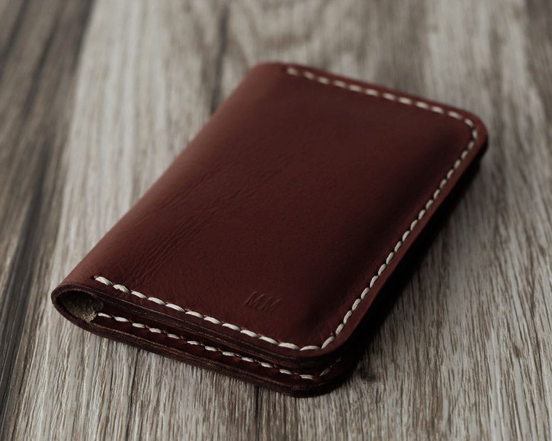 personalized leather business card holder 110 bussiness