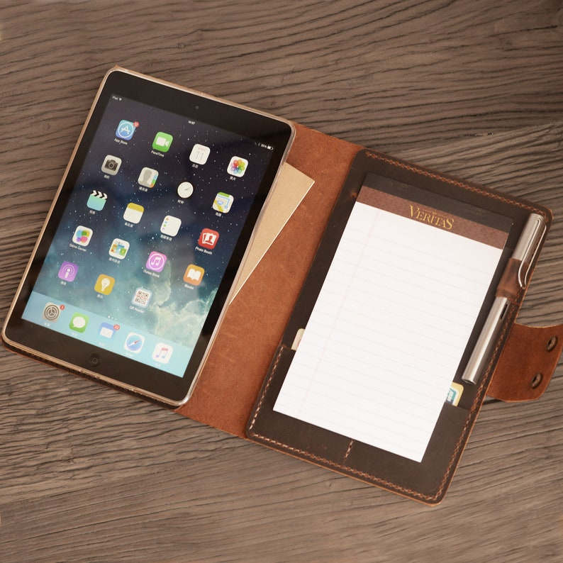 070819ac0b Personalized Leather 2019 ipad mini 1/2/3/4 /5 Case iPad air | Etsy