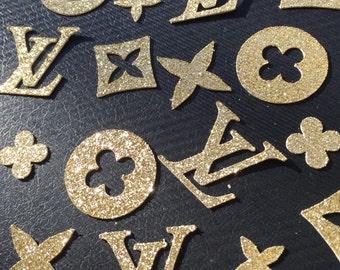Louis Vuitton Glitter Confetti