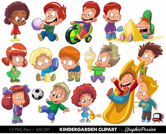 kids clipart children clipart school clipart vector kids back etsy rh etsy com Middle School Clip Art School Subjects Clip Art