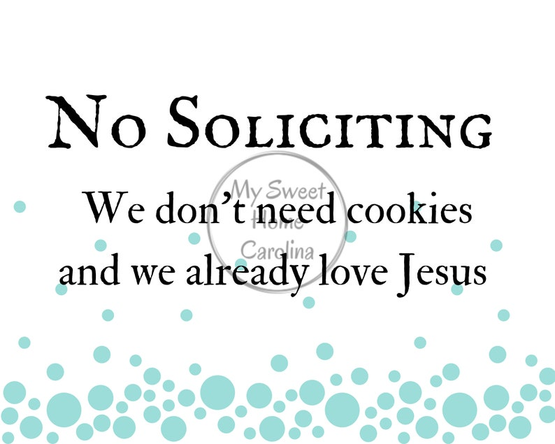 picture about Funny No Soliciting Sign Printable referred to as Humorous No Soliciting Indication - Electronic Down load Print