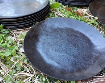 Cooking Plate / Handless Skillet