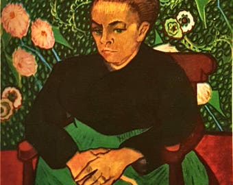 Decorative Arts Art Knowledgeable Beautiful Roses Vintage Pierre Auguste Renoir Signed Litho Framed Impressionist