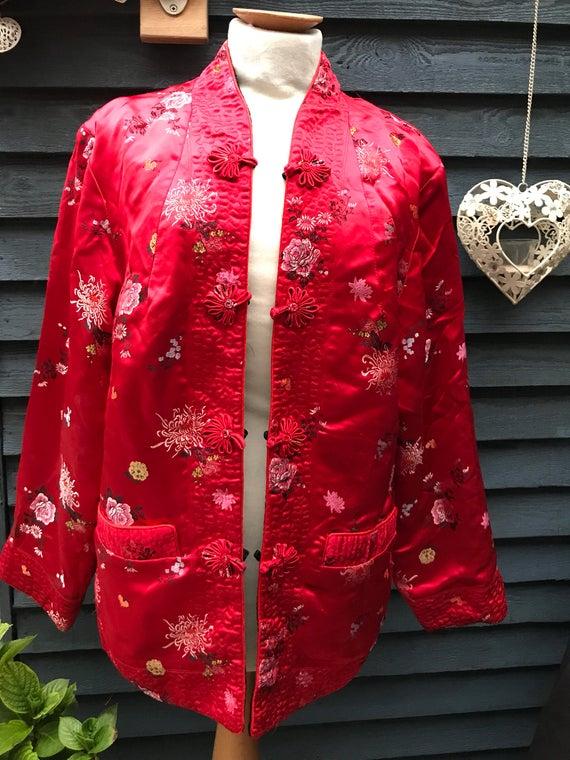 Japanese reversible jacketsize 12-14