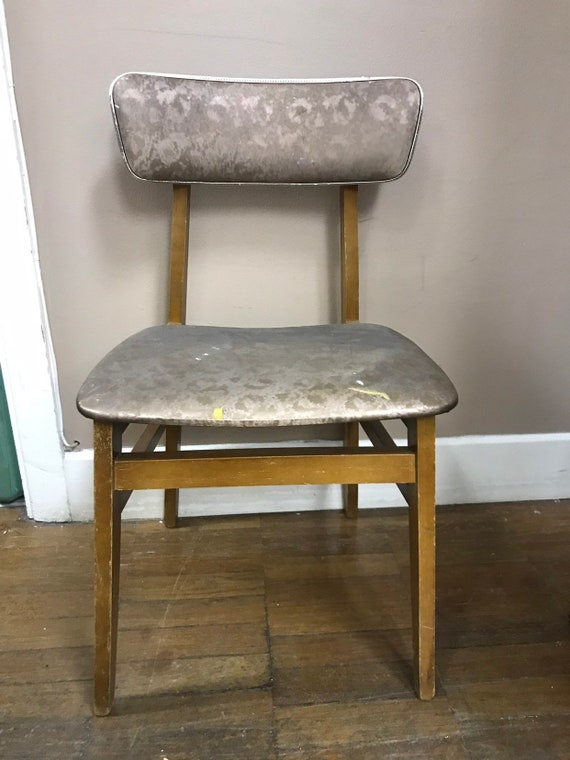 4 x 1960's g plan dining chairs
