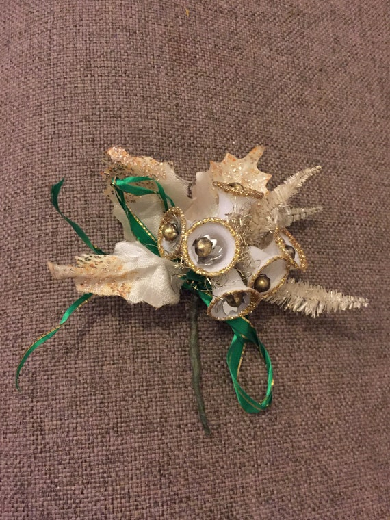 Vintage hand made Christmas decoration