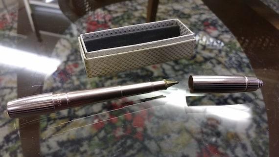 Vintage Retractable Pen DBGM Traco West German