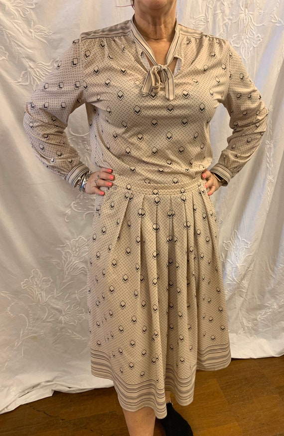 Vintage 1980's two piece, from St.Michael size 12