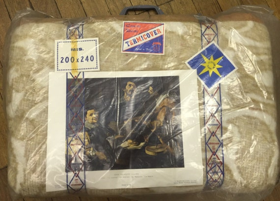 Termicover vintage blanket