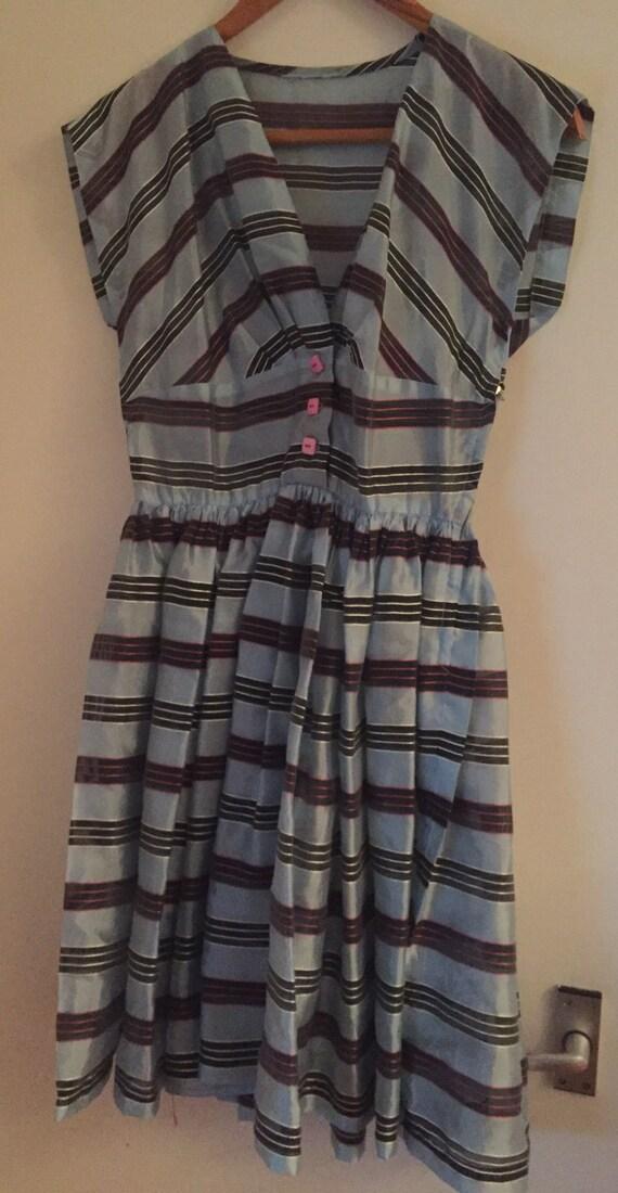 Stunning vintage 40's/50's dress