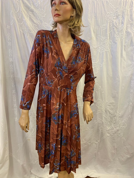 Vintage 1980's summer dress from C & A size Uk16