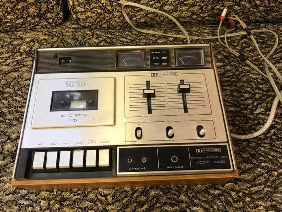 Vintage Amstrad tape deck/recorder