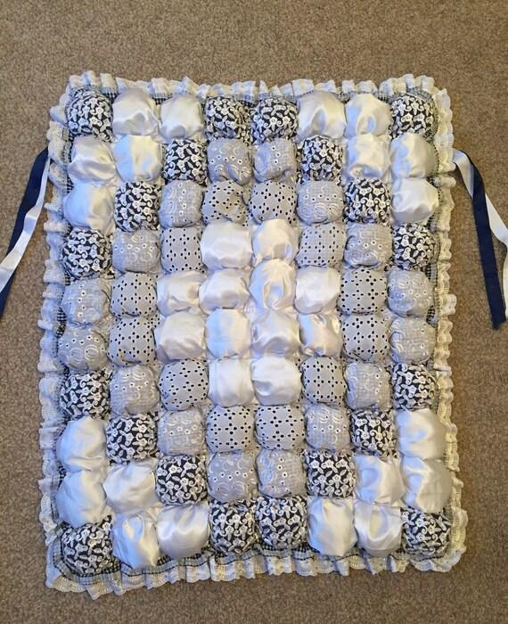Beautiful cot blanket