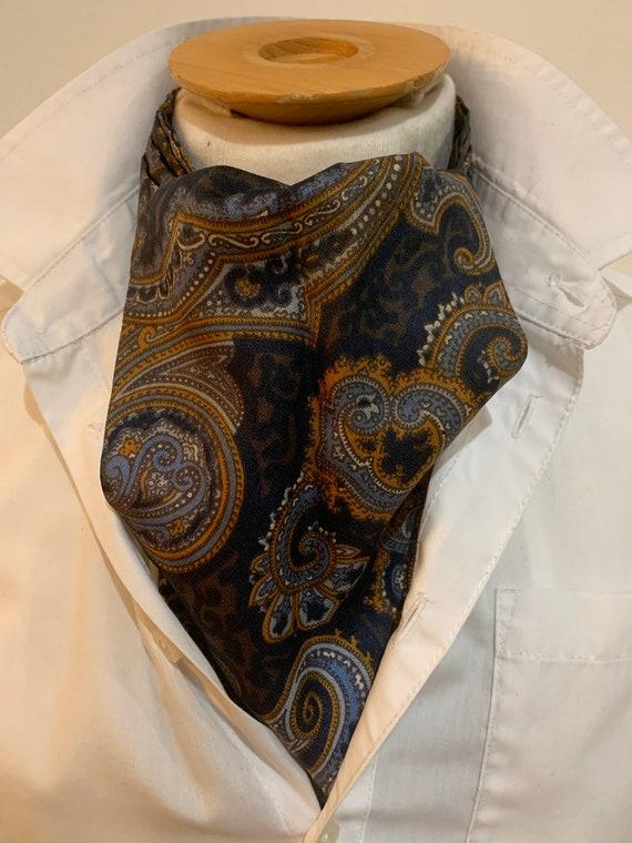 Vintage Tootal  'grosvenor' paisley cravat