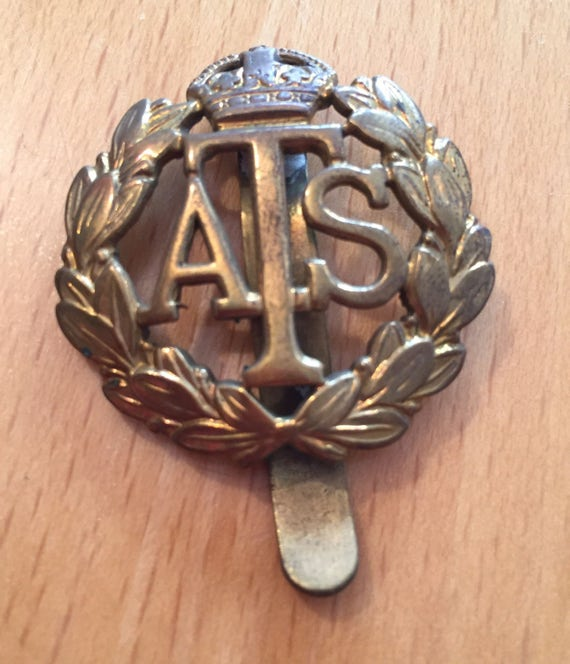 ATS hat badge