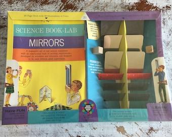 Vintage Science Book-Lab Mirrors