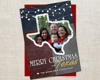 texas christmas cards texas holiday card state of texas texas map card photo christmas card state holiday cards texas christmas diy