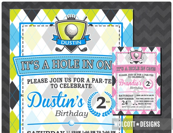 Golf birthday invitations golf invitation golf party golf etsy image 0 filmwisefo