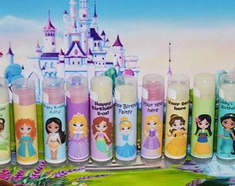 Lip Balm, Aladdin Movie, Princess Jasmine, Jafar, Disney Princess Birthday Party Favors, Girl Princess Party, Princess Prizes, Little Girl