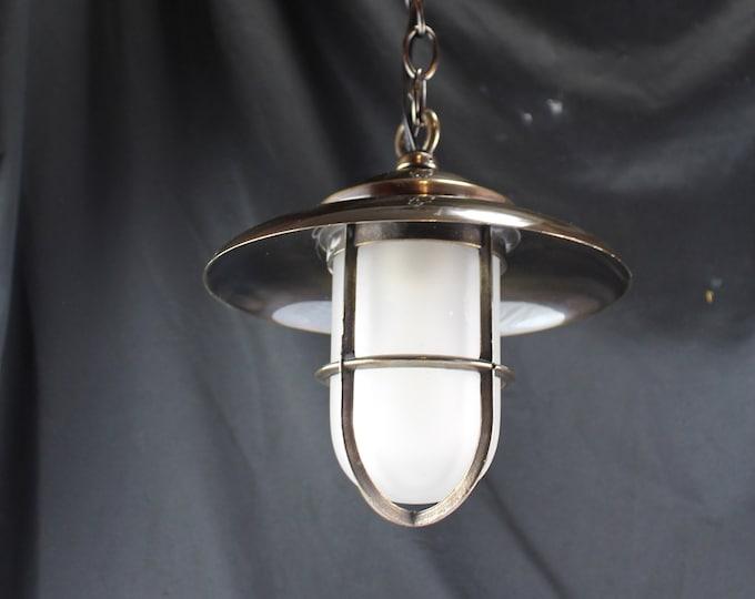Vintage Vapor Proof Pendant Light Fixture Industrial Kitchen Lighting