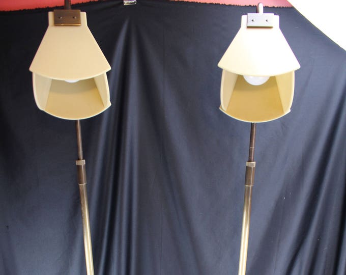Modern Mid Century Decor Baldinger Floor Lamps-Four Arc Floor Lamp-Lighting