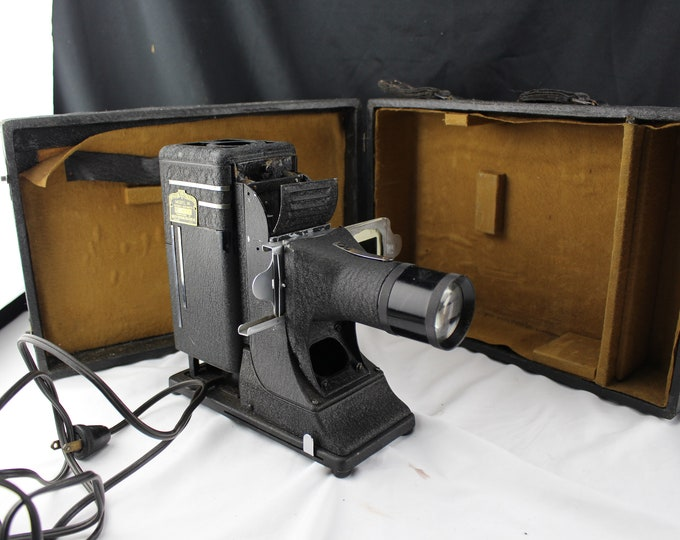 SVE SLIDE VIEWER, Sve Picturol Projector, Miniature Sve Projector, Slide Viewer, Model Ak