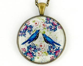 Beauty gift-for-girlfriend Christmas gift-for-wife gift-for-sister gift for women birthday gift for coworker Bird necklace mom gift jewelry
