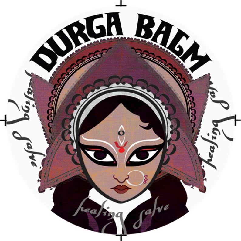 Durga Balm  Witch's Warming and Healing Salve image 0