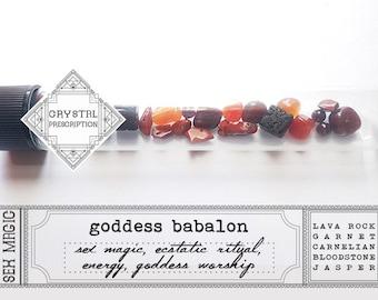 Sex Magic - Babalon - Crystal Prescription