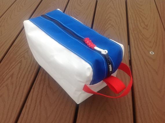 sail toiletry bag travel kit dopp bag unisex bathroom bag  3346f6e6b30ac