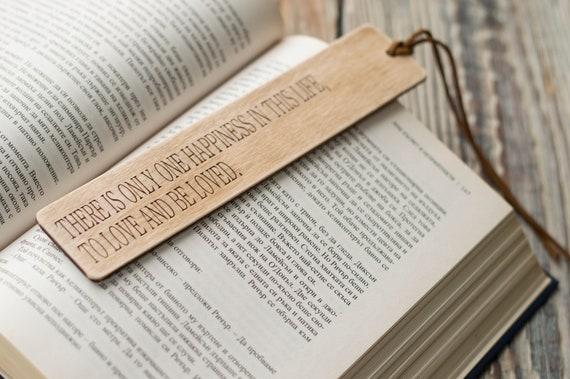 Bookmark Once Upon a Time Customizable