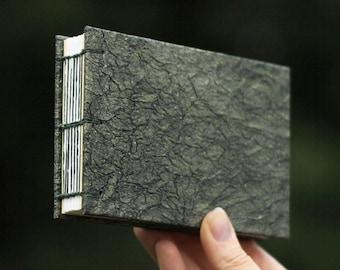 Watercolor Journal | Vegan Leather Sketchbook | Green