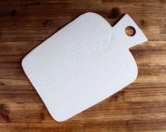 Faux Bois Cheese Board